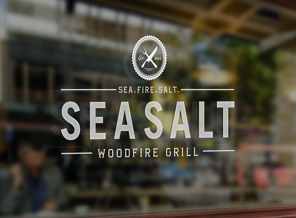SeaSalt Woodfire Grill